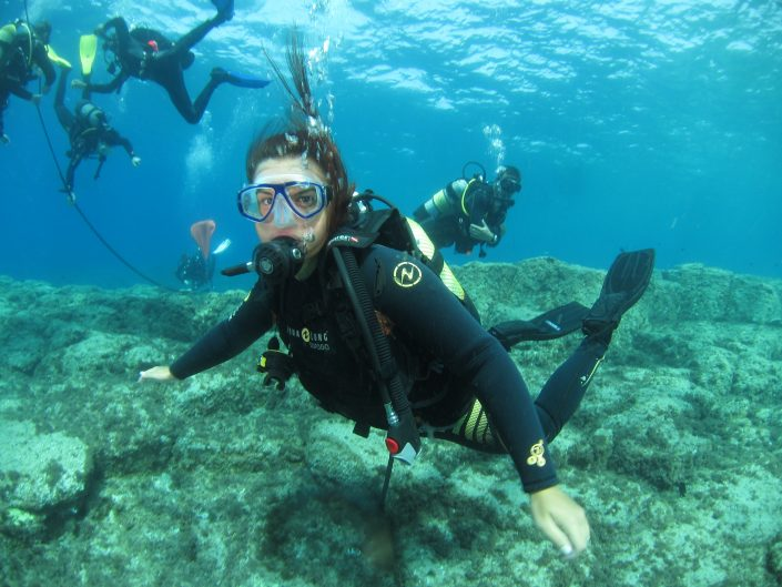 diving tenerife refresh refresher scuba review