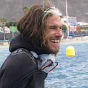 dive instructor tenerife padi diving