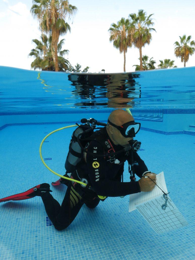 Staff Instructor PADI Tenerife