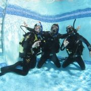 diving Tenerife learning padi course padi training