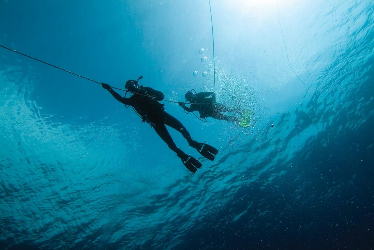 deep diver tenerife