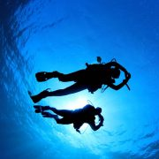 padi training diving tenerife