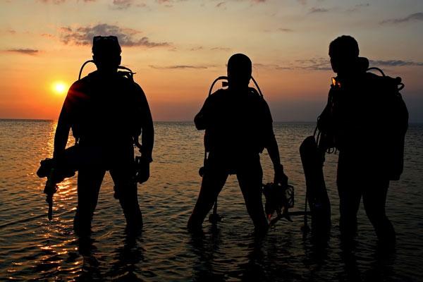 Night Diver specialty tenerife