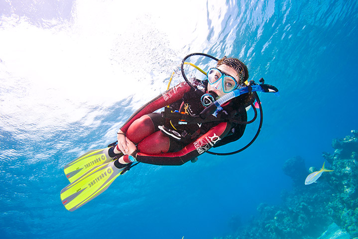 peak performance buoyancy ppb diver specialty tenerife