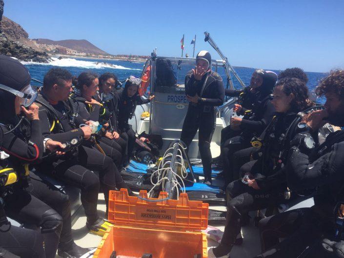 Scuba Diving Canary Islands