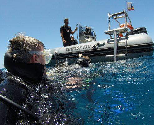 discover scuba diving tenerife
