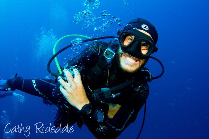 diving in tenerife