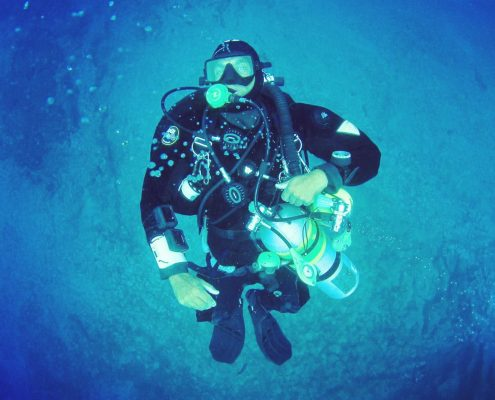 technical diving tec diving tek diving tenerife