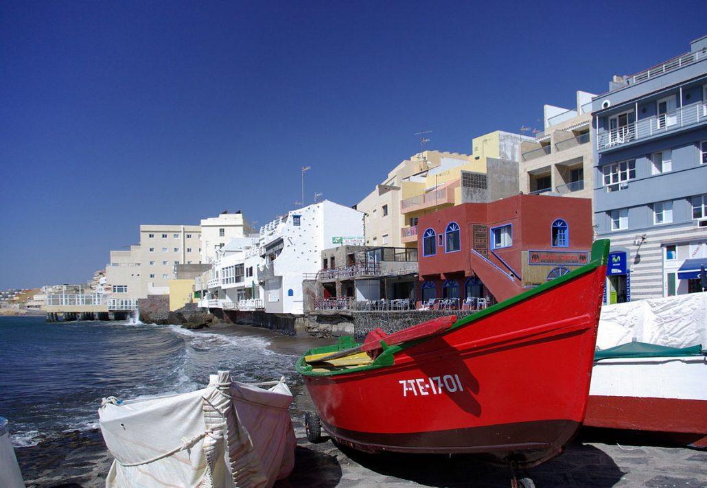 el medano fishing boat