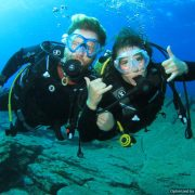 diving tenerife padi open water