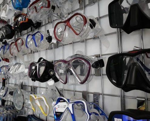 scuba mask tenerife diving masks