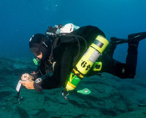 Technical Diving Tenerife PADI Tec 50