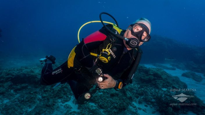 splash underwater photography tenerife