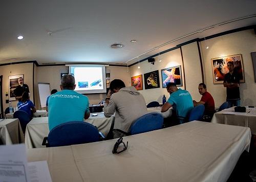 padi instructor exam tenerife