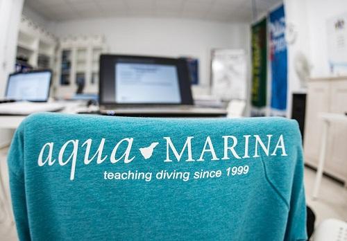 aqua-marina dive school tenerife