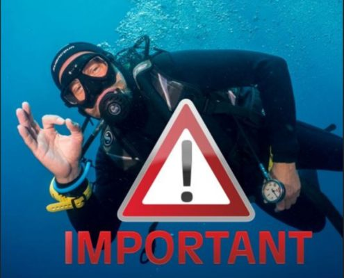 diving in tenerife important information
