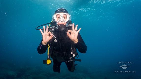 Discover Scuba Diving Tenerife: What to expect | Aqua-Marina